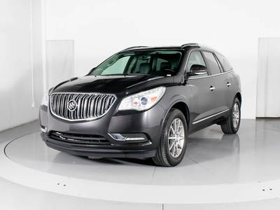 Used BUICK ENCLAVE 2015 MARGATE LEATHER