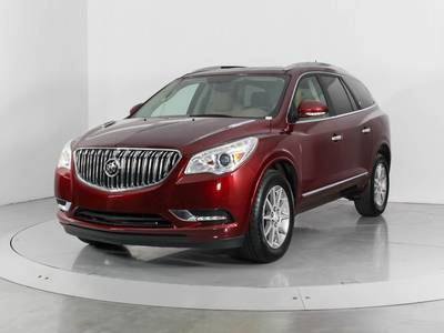 Used BUICK ENCLAVE 2016 WEST PALM LEATHER