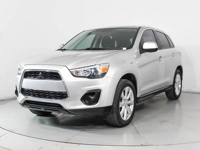 Used MITSUBISHI OUTLANDER-SPORT 2014 HOLLYWOOD ES