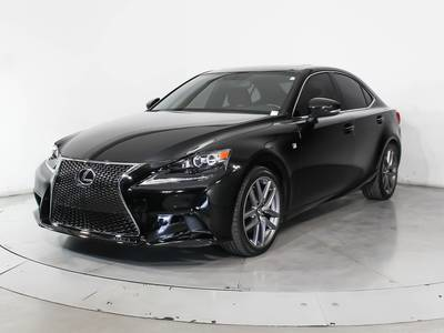 Used LEXUS IS-250 2015 HOLLYWOOD F Sport