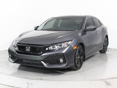 Used HONDA CIVIC 2018 MIAMI EX SENSE