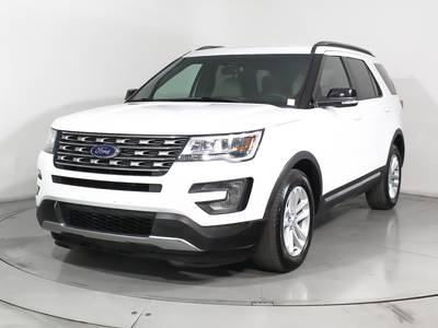 Used FORD EXPLORER 2016 HOLLYWOOD XLT