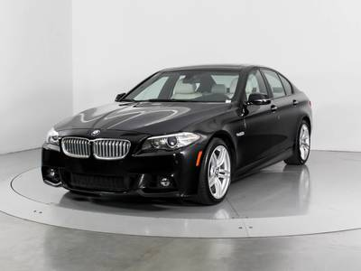 Used BMW 5-Series 2015 WEST PALM 550I M SPORT
