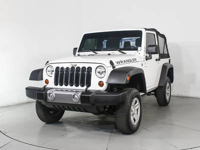 Used JEEP WRANGLER 2013 MIAMI SPORT