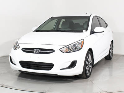 Used HYUNDAI ACCENT 2017 MIAMI Value Edition