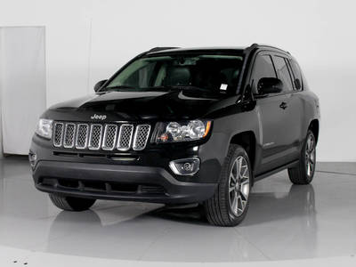 Used JEEP COMPASS 2016 MIAMI High Altitude