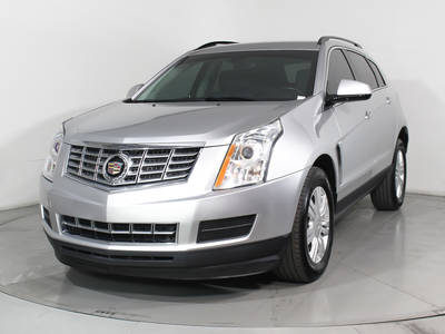 Used CADILLAC SRX 2016 HOLLYWOOD