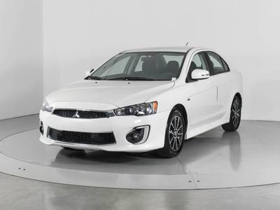 Used MITSUBISHI LANCER 2017 WEST PALM Le
