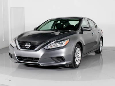 Used NISSAN ALTIMA 2018 MARGATE S