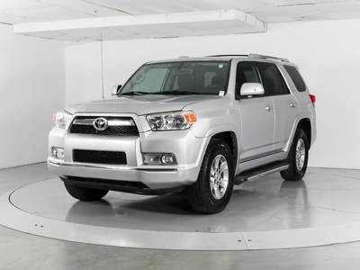 Used TOYOTA 4RUNNER 2011 WEST PALM SR5
