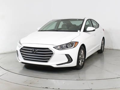 Used HYUNDAI ELANTRA 2017 MIAMI Se Technology