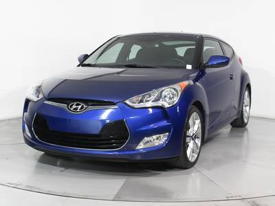 Used HYUNDAI VELOSTER 2016 MIAMI Tech Package
