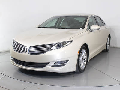 Used LINCOLN MKZ 2016 MIAMI HYBRID