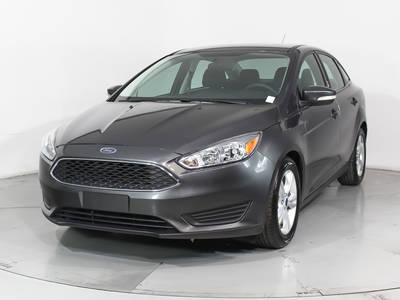Used FORD FOCUS 2016 MARGATE SE