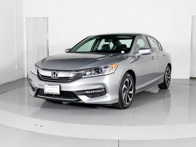 Used HONDA ACCORD 2016 MIAMI EX-L