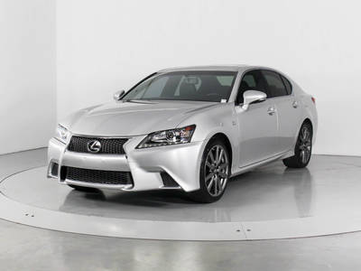 Used LEXUS GS-350 2015 WEST PALM F Sport