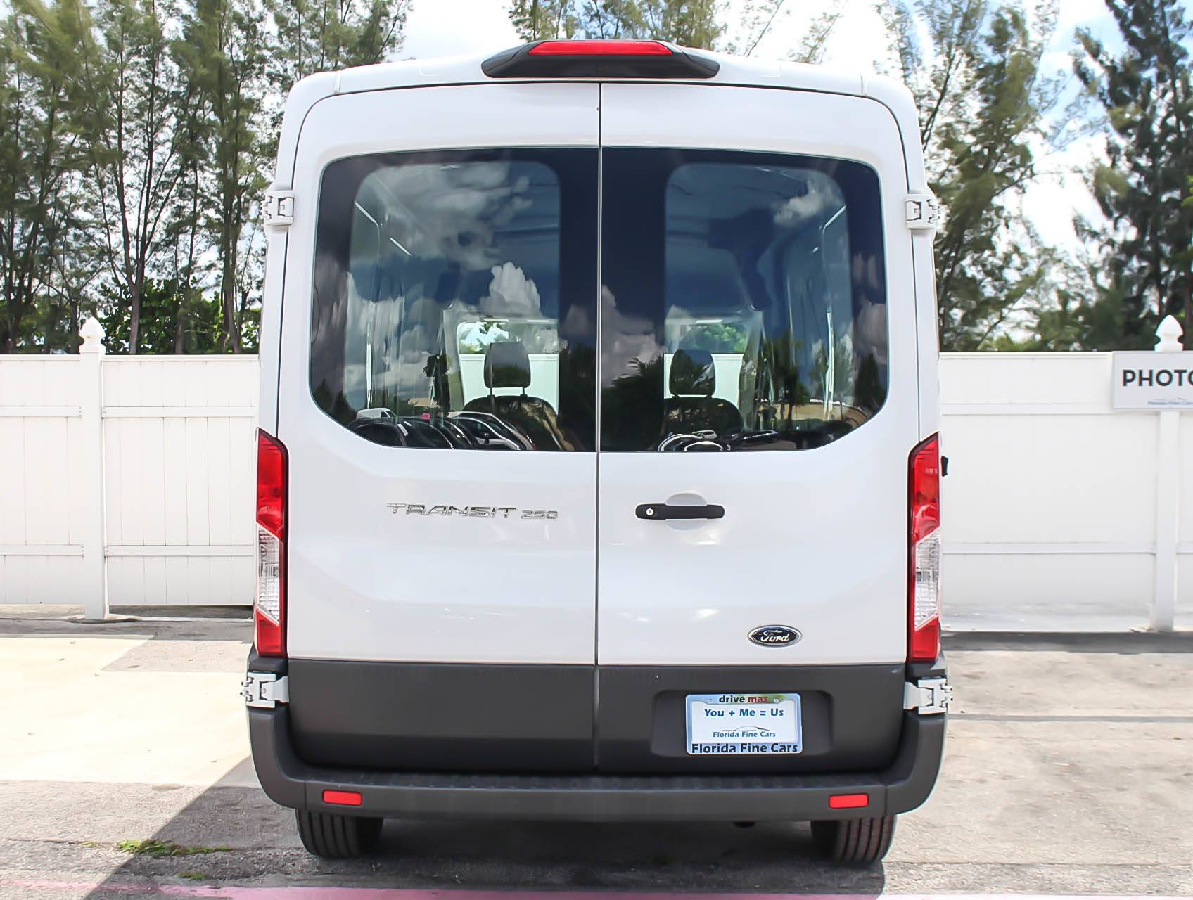 Used 2018 Ford Transit Van T250 Cargo Van For Sale In West