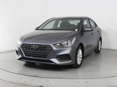 Used HYUNDAI ACCENT 2018 MIAMI Sel