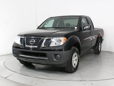 Used NISSAN FRONTIER 2016 MIAMI S King Cab