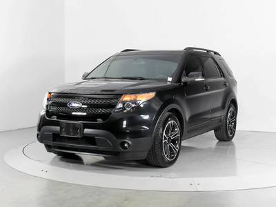 Used FORD EXPLORER 2015 WEST PALM SPORT