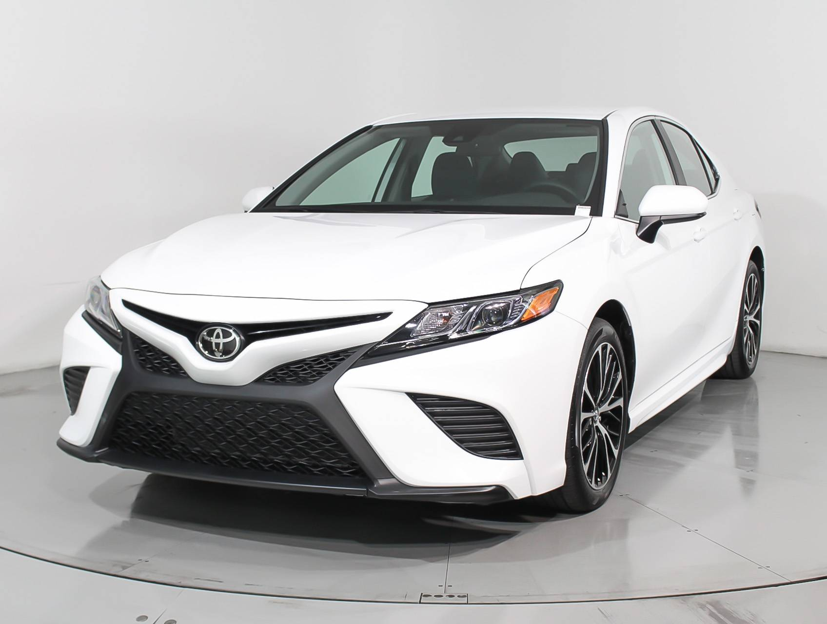 Used 2019 Toyota Camry Se Sedan For In Hollywood Fl 103114 Florida Fine Cars