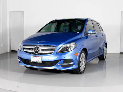 Used MERCEDES-BENZ B-CLASS 2014 WEST PALM B ELECTRIC