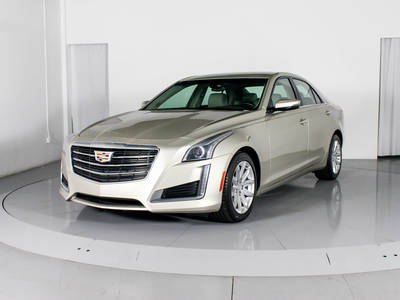 Used CADILLAC CTS 2016 MARGATE 2.0l Turbo