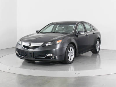 Used ACURA TL 2012 WEST PALM Technology Package