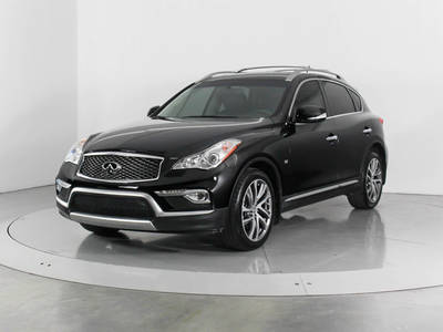 Used INFINITI QX50 2016 WEST PALM Touring