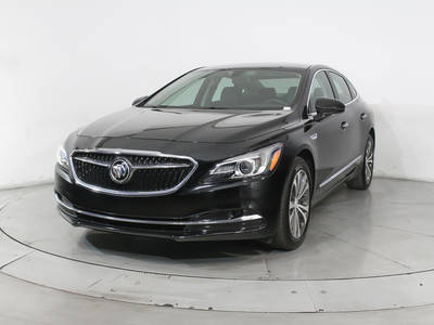 Used BUICK LACROSSE 2017 HOLLYWOOD ESSENCE