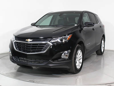 Used CHEVROLET EQUINOX 2018 HOLLYWOOD Lt 1lt Awd