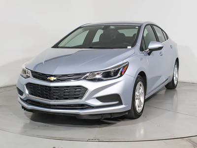 Used CHEVROLET CRUZE 2018 HOLLYWOOD LT