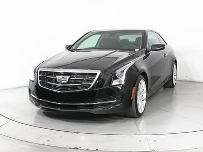 Used CADILLAC ATS 2016 HOLLYWOOD