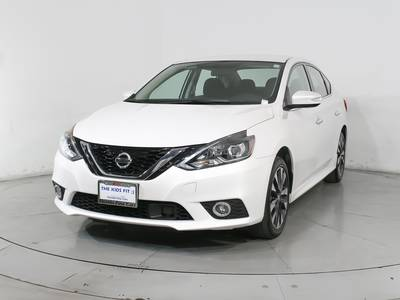 Used NISSAN SENTRA 2018 HOLLYWOOD Sr