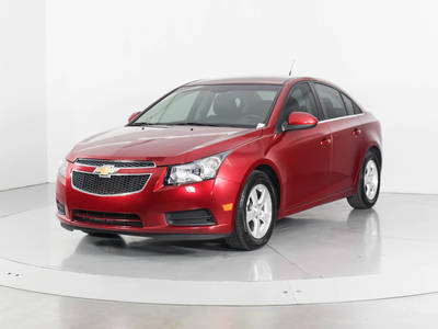 Used CHEVROLET CRUZE 2011 WEST PALM 2LT