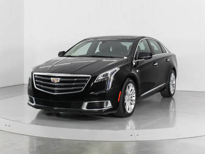 Used CADILLAC XTS 2018 WEST PALM LUXURY