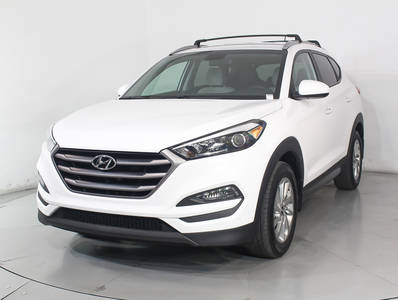 Used HYUNDAI TUCSON 2016 HOLLYWOOD Se