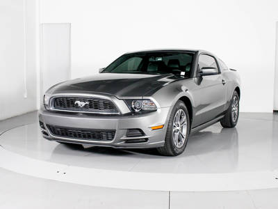 Used FORD Mustang- 2014 HOLLYWOOD Premium