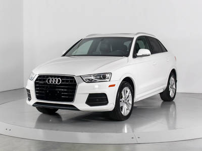 Used AUDI Q3 2016 WEST PALM Premium Plus Quattro
