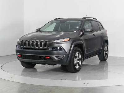 Used JEEP CHEROKEE 2014 WEST PALM TRAILHAWK