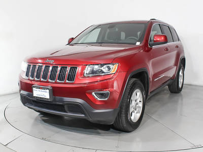 Used JEEP GRAND-CHEROKEE 2015 MIAMI Laredo 4x4