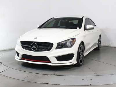 Used MERCEDES-BENZ CLA-CLASS 2015 HOLLYWOOD Cla250 Sport Plus