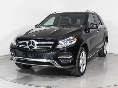Used MERCEDES-BENZ GLE-CLASS 2017 HOLLYWOOD GLE350