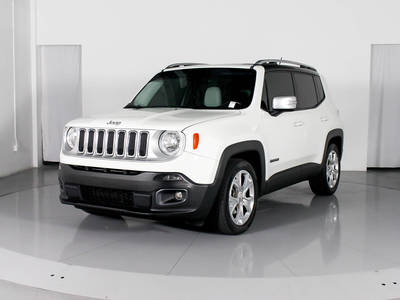 Used JEEP RENEGADE 2016 MARGATE LIMITED