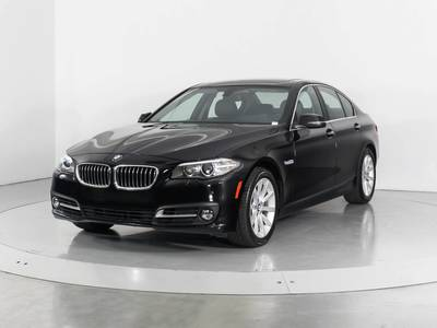 Used BMW 5-SERIES 2015 MIAMI 535I
