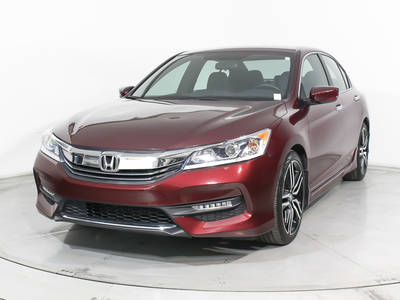Used HONDA ACCORD 2016 MIAMI SPORT