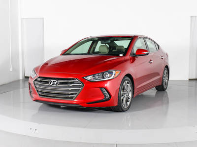 Used HYUNDAI ELANTRA 2017 MARGATE Limited