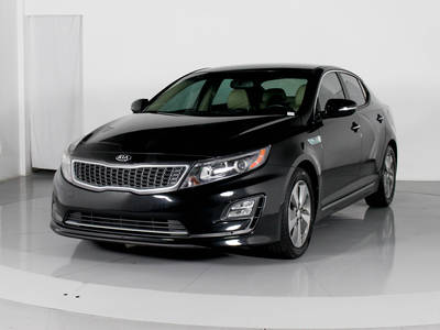 Used KIA OPTIMA 2014 MARGATE EX HYBRID