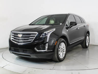 Used Cadillac XT5 2017 HOLLYWOOD