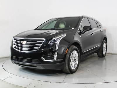 Used Cadillac XT5 2017 HOLLYWOOD